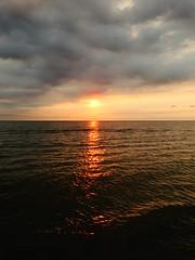 Sonnenaufgang Sunrise 27.08.2016 (Manuela Vierke) Tags: deutschland germany meckpomm mecklenburgvorpommern insel rgen isle 2016 august sommer summer 27082016 27august2016 sonnenaufgang sunrise sonne sun ostsee balticsea prorerwiek