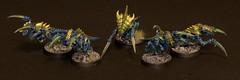 Tyranid Swarm 8 (atmyller) Tags: wargaming warhammer40k tyranids miniature nikond40