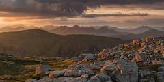 The High Lands (J McSporran) Tags: scotland highlands westhighlands glencoe buachailleetivebeag bennevis landscape canon6d ef70200mmf28lisiiusm