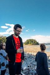 (musikkpike) Tags: quadra vancouver island gulf forest beach nature festival music life people