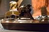 Adrianus Remiëns (1890-1972). Inkwell, 1919. Patinated bronze. (LEXsample) Tags: amsterdam amsterdamseschool cervidae europe lexsample netherlands noordholland oudzuid pauluspotterstraat stedelijkmuseumamsterdam wonenindeamsterdamseschool animal decoration deer fantasy hert iron mammal metal metallic nature ornament terrestrialmammal warmblooded nl