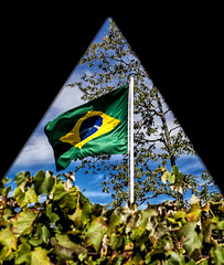 Brasil (Miriam Cardoso de Souza) Tags: brasil brazil bandeiradobrasil simbolo ptria photo