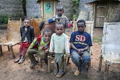 Nios de la tribu Dorze en Chencha (Etiopa), 2010. (Luis Miguel Surez del Ro) Tags: tribu dorze chencha etiopa nios