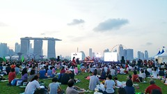 Marina Barrage| Singapore (ScTan) Tags: marinabarrage greenroof event
