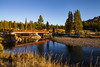 Tuolumne River bridge (beyondramen) Tags: tuolumnemeadows yosemite tuolumneriver
