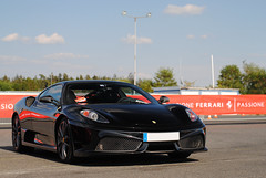 Ferrari 430 Scuderia (MarcoT1) Tags: ferrari 430 scuderia germany hockenheim hockenheimring racing days nikon d3000 50mm