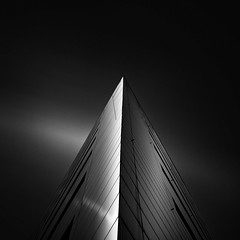 Shape Of Light IX (Joel Tjintjelaar) Tags: architecture rotterdam le blackandwhitearchitecture longexposurephotography rotterdamarchitecture nd110 nd106 tjintjelaar joeltjintjelaar blackandwhitefineartphotography fineartarchitecturalphotography fineartarchitecture internationalawardwinningphotographer rotterdamarchitectureinblackandwhite architecturallongexposurephotography blackandwhitefineartarchitecturalphotography