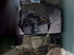 Mind Games (cjcrosland) Tags: selfportrait cap layers emerging mindgames psychological psychoanalytictheory