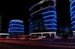 Night Blues! (puthoOr photOgraphy) Tags: dk doha qatar lightroom d90 adobelightroom nikond90 lightroom3 tokinaaf1116mm amazingqatar tokina11 puthoor gettyimagehq puthoorphotography
