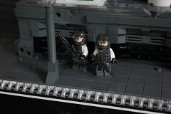 EU Shock Troops (Andreas) Tags: lego military thepurge eushocktroops