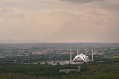 Week 19 - Faisal Mosque, Islamabad (Abdul Qadir Memon ( http://abdulqadirmemon.com )) Tags: mountain hill mosque abdul 2012 faisal week19 islamabad qadir memon margalla 52weeks week52 project52 192012 522012