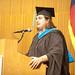 LBJ School of Public Affairs 2012 Commencement Ceremony - May 19, 2012  Student Commencement Speaker Isabel 'Texas' Longoria