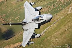 RAF UK - Air Force Panavia Tornado GR4 ZA472 / 031 Machynlleth Loop Wales UK (Peter J Bailey) Tags: uk wales back wings force loop air swept tornado 67 raf 031 machynlleth panavia gr4 za472 peterjbailey cn295bs1023138
