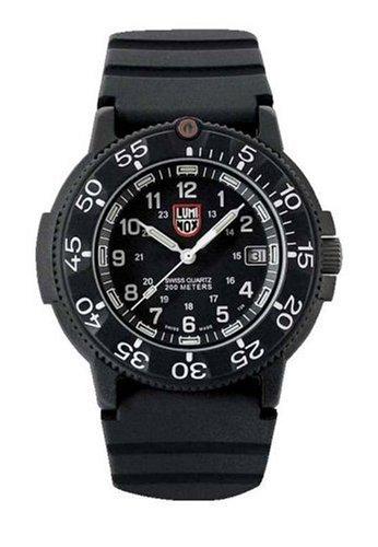 鲁美诺斯 LUMINOX 男子海豹突击队潜水表3001 $156.64