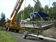 """Sled deployment @ Leaburg Canal • <a style=""""font-size:0.8em;"""" href=""""http://www.flickr.com/photos/79643336@N05/7301667216/"""" target=""""_blank"""">View on Flickr</a>"""