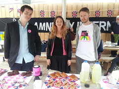 20120602_130922 (This is FrogBear) Tags: london cake freedom cupcakes shoreditch biscuits amnesty saudiarabia hakamada boxpark amnestea