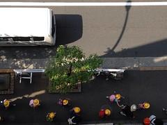 June 8, 2012 (Kaz_Ngo) Tags: above street japan shinjuku  iphone