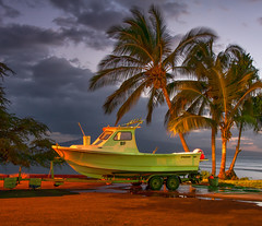 I Got My Shot (mojo2u) Tags: palms hawaii evening boat maui lahaina nikond700 nikon28300mm malaramp