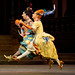 Gary Avis and Philip Mosley as the Stepsisters in Cinderella © Tristram Kenton/ROH 2011