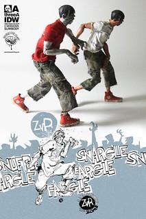 threeA - IDW SDCC 限定1:6 ZvR Zombie