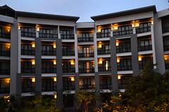 Pullman Hotel Bali (Simon_sees) Tags: travel vacation bali holiday indonesia island hotel evening asia resort pullman tropical kuta legian accor