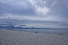 Shelf cloud moves over Race Point Beach in Cape Cod, Massachusetts (Anthony Quintano) Tags: storm weather clouds provincetown capecod massachusetts severe racepointbeach shelfcloud