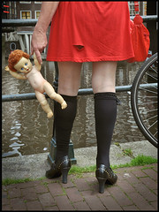 Whatever happened to Trudy ? (martin alberts1) Tags: amsterdam redlightdistrict trudy wallen martinalberts blinkagain postcode1012 vigilantphotographersunite