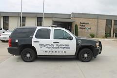 Benbrook Police Tahoe 2 (Mstreeman) Tags: texas tahoe police cruisers benbrook