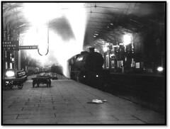 Night Jubilee in Bristol 2 (trafalgar45682) Tags: old station night bristol jubilee leeds parcels unidentified 2015 jubilees 3n10