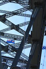 IMG_6264 (Ezekiel_25:17) Tags: city history sign ferry state flag sydney australia nsw operahouse harbourbridge sydneyharbourbridge sydneycity thecoathanger