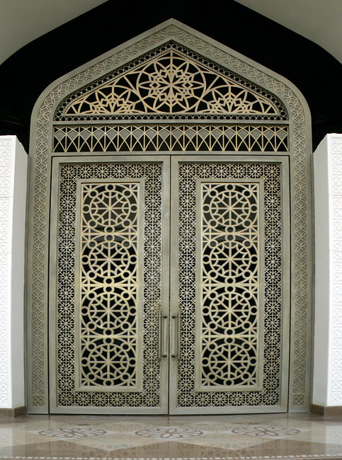 Heavy Metal Fretwork Door (Kombizz) Tags door metal pattern gulf middleeast mosque wahab & The Worldu0027s newest photos of khaleejfars and pattern - Flickr Hive Mind