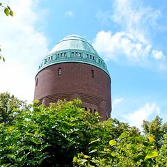 Sdervrns vattentorn, Malm (s_p_o_c) Tags: architecture skne sweden watertower architect artnouveau sverige malm arkitektur vattentorn arkitekt sdervrn salomonsrensen