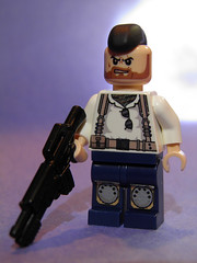 "John MacTavish ""Soap"" (~Amadgunslinger~) Tags: 3 black modern call lego fig duty mini minifig custom ops warfare brickarms"