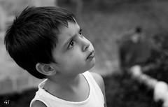Bianca-2 (1987joao) Tags: portrait bw canon photo eyes bn bianco ritratto nero umbria biancoenero bambina bambino profilo eos1100d