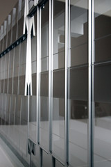 wall - type (themodulorman) Tags: model curtainwall kpf walltype