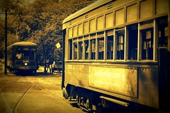 Old Street Cars In The Garden District (the_dude771) Tags: ocean street new city trees light sky food moon house signs galveston brick water coffee caf grave car sign marie night train french dead mexico dessert louis pier corn orleans louisiana ship texas gulf cross shot cathedral market buried south tomb arc deep joan du quarter wreck monde bourbon chicory pleasure voodoo laveau beignets