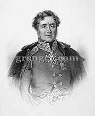 0070753 (Granger Historical Picture Archive) Tags: portrait england men english james clothing uniform arm 1st fitzroy 19thcentury somerset lord engraving sideburns cloak collar raglan marshal henri baron amputee nobleman maltesecross