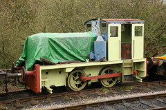 Fowler 0-4-0DM 4210132 'May' (DC-7C) Tags: heritage train industrial diesel norden railway loco dorset locomotive swanage fowler preservation shunter 040 img31441 040dm 4210132