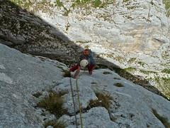 Alpinsimo Gran Sasso - Worm's Wall