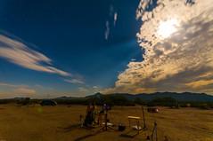 Desert Highspeed Moonbeams (nebarnix) Tags: arizona moon night speed high jasper desert rays sonoran beams anticrepuscular chronotrigger