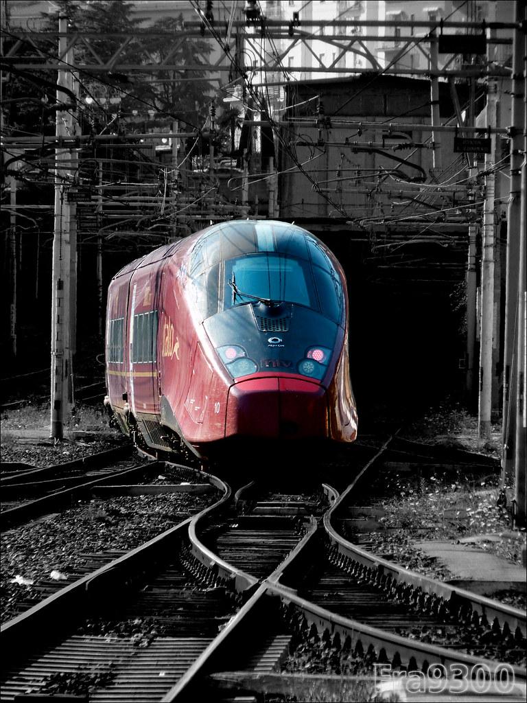 The world 39 s best photos of milano and ntv flickr hive mind - Binario italo porta garibaldi ...