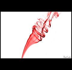 [ 297/365 ] El muelle de humo (Krrillo) Tags: red david canon studio eos 50mm muelle rojo 14 estudio 7d 365 humo carrillo strobist krrillo