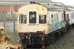 20120408 084 NRM York. DW139 CE Track Recording Coach QXX. Former GWR BTK Number 2360, Built Swindon 1911 (15038) Tags: br carriage trains railways britishrail 139 btk departmental gwr 2360 nrmyork qxx cetrackrecordingcoach