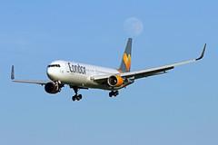 B767-3.D-ABUA (Airliners) Tags: boeing condor 767 bwi boeing767 b767 dabua b7673 71716 condorairlines