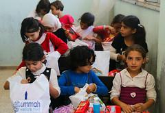 Eid Gifts for children in Idlib (Ummah Welfare Trust) Tags: syria poverty aid hunger children war islam eid muslims ramadhan سورية سوريا ادلب ﺣﻠﺐ