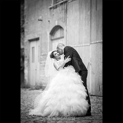Lovers (dominikfoto) Tags: fusina fusinadominik maraige maris wedding married amoureux beaujolais avion caroline