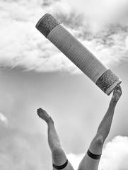Foot Tricks! (CliveDodd) Tags: bristol harbour festival juggling
