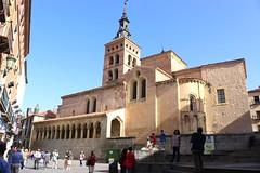 Segovia 014, iglesia de San Martn. (Joanbrebo) Tags: esglsia church iglesia spain espaa castillaylen iglesiadesanmartn segovia eosd canoneos80d efs1855mmf3556isstm autofocus