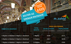 Silver A2 umrah Package (Mzahidtravel) Tags: silver a2 umrah pacakge packages from uk tour travel