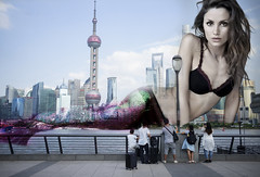 Mermaid in Shanghai (LeftxFoot) Tags: urban landscape skyline shanghai mermaid figure tail beautiful female girl lady young fashion pretty model cute style vintage hands modern adorable elegant stylish woman dress attractive gorgeous glamour portrait fashionable freshbeauty allure art charm delicacy grace refinement class exquisite fascinating shapely erotic amorous romantic seductive sensual sexual steamy aphrodisiac hot lascivious spicy voluptuous sexy provocative racy arousing flirtatious risqu